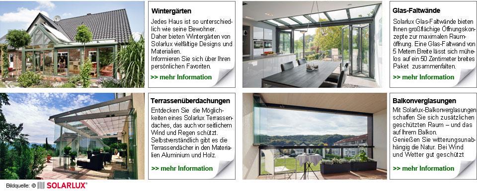 Glaserei Hanemann Speyer - Solarlux